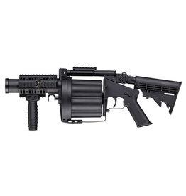 ICS 190 MGL drum revolver grenade launcher - BK