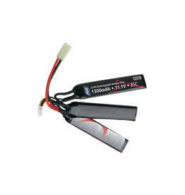 ASG Li-Po Battery 11.1V 1300mAh 25C - stick