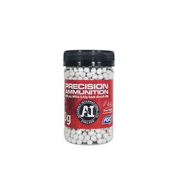 ASG Accuracy Int. Precision Ammunition 0.43g BB 1000 pcs - White