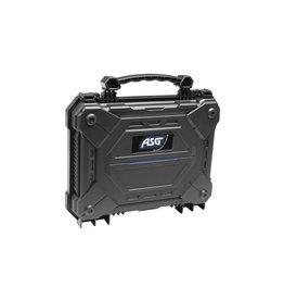 ASG Tactical Pistol Case Waterproof Cubed Foam  - BK