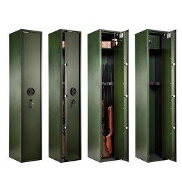 Waldberg Waffenschrank für 6 Langwaffen mit A2P Schlüssel