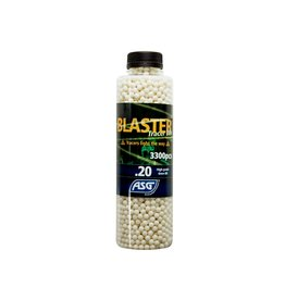 ASG Blaster Tracer 0.20g BB 3300 Pieces - Green