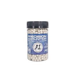 ASG Accuracy Int. Precision Ammunition 0.36g BB 1000 pcs - White
