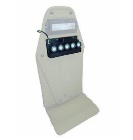 NPO AEG FIVE-LAMP FLASHLIGHT for VM Shield - 1050 lumens