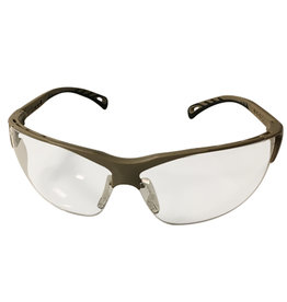 ASG Tactical safety glasses clear - TAN