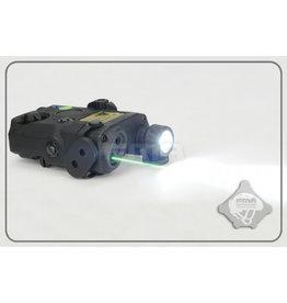 FMA Peq LA-5 light / IR laser module V2 upgrade version - BK
