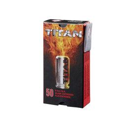 Perfecta Titan Platzpatronen 9mm PAK - 50 Stück