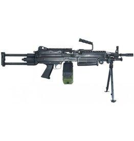 Cybergun FN M249 Para Maschinengewehr AEG 1,49 Joule - BK
