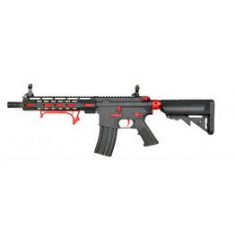 Cybergun Colt M4A1 Hornet Fox Mosfet QSC AEG - 1,2 Joule - Rot