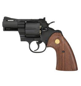 """Cybergun King Arms .357 Python 2.5"""" Revolver NBB 6mm BB 1,0 Joule - BK"""