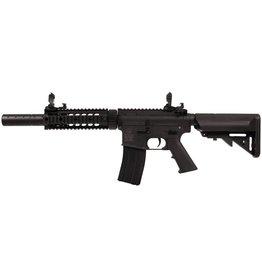 Cybergun Colt M4A1 Silent OPS QSC AEG Rifle - 1,2 Joule - BK