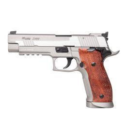Cybergun Sig X-FIVE Co2 AirGun 4,5mm 1,9 Joule - Holzoptik