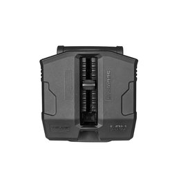 FAB Defense Scorpus PS.45 Double Mag Pouch for 45 / 10mm double-stack steel magazines