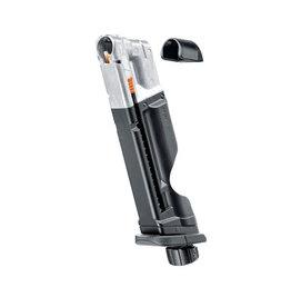 Umarex GLOCK 17 Gen 5 T4E Co2 Kal. 43 Quick-Piercing Magazin