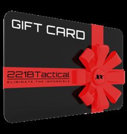 Tactical24 Buono per compleanno, onomastico, Pasqua, Natale...