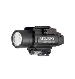 OLight Baldr Pro Tactical 1.350 Lumen & grüner Laser - BK