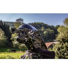 MonsterTargets Bulletproof Xenomorph Alien 3D Bleeding Target