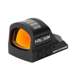 HoloSun Dot Sight CLASSIC HS407C-X2 Solar - BK