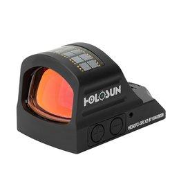 HoloSun Dot Sight ELITE HE507C-GR-X2 Solar - BK