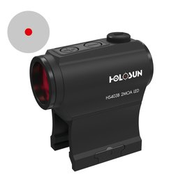 HoloSun Dot Sight CLASSIC HS403B - BK