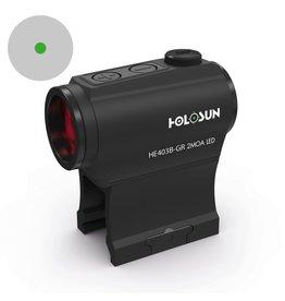HoloSun Dot Sight ELITE HE403B-GR - BK