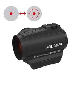 HoloSun Dot Sight CLASSIC HS503G-U - BK
