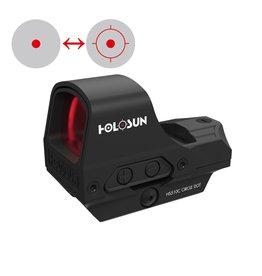 HoloSun Dot Sight CLASSIC HS510C - BK