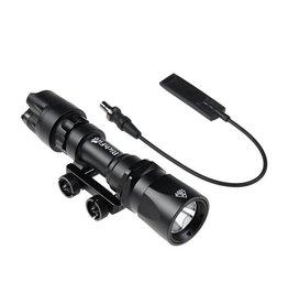 Richfire Taclight 1000 lumenów ze stroboskopem - BK
