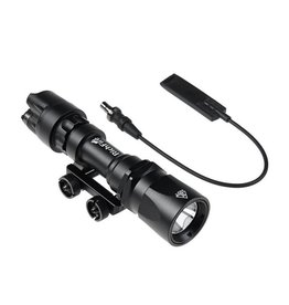 Richfire Taclight 1000 lumens avec stroboscope - BK
