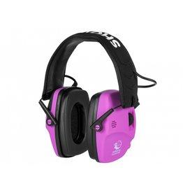 RealHunter Active ProSHOT BT aktiver Gehörschutz - pink