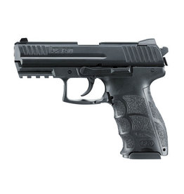 H&K P30 9mm PAK - BK
