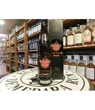 Havana club 7 years