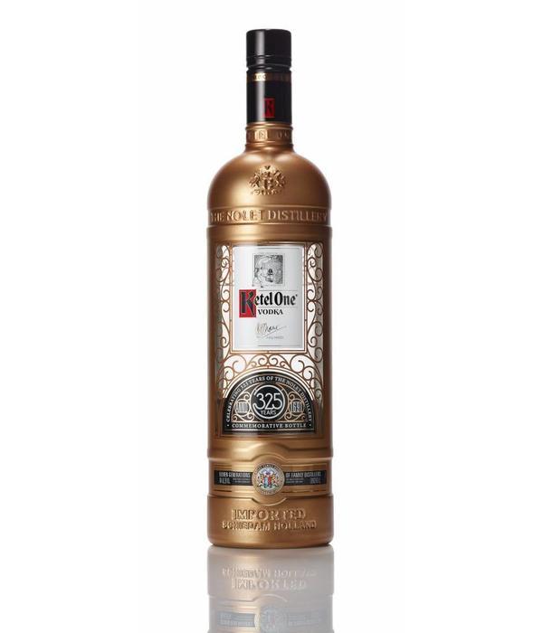 Ketel One Commemorative bottle