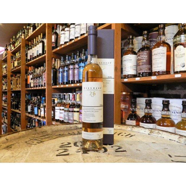 Linkwood 26Y Rum cask