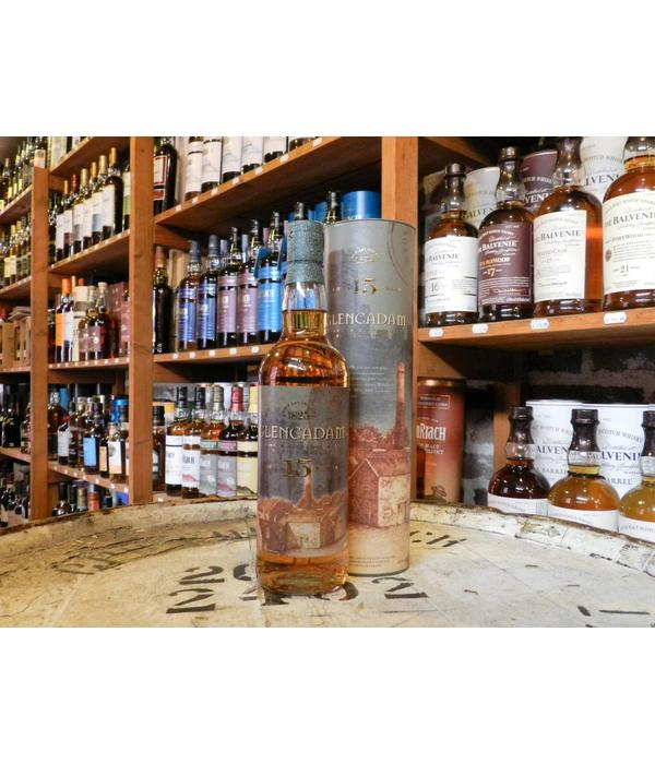 Glencadam 15Y Old Label