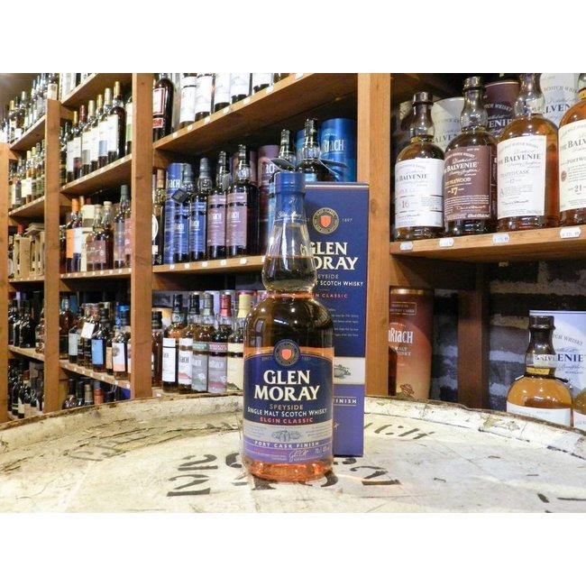 Glen Moray port cask