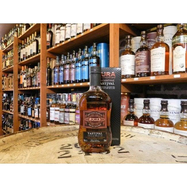 Jura tastival bottling