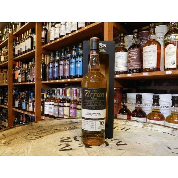 Arran's best for the potstill fest