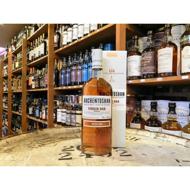 Auchentoshan Virgin Oak Batch II