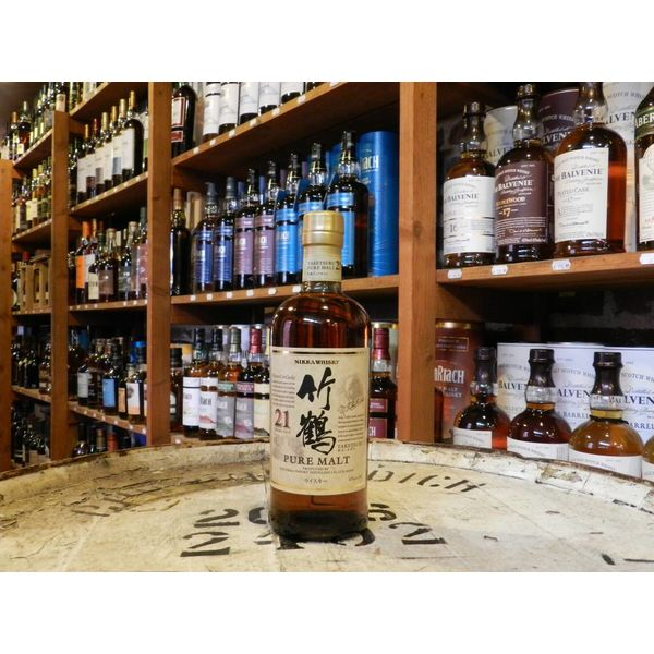 Nikka Taketsuru 21Y - Without Box!