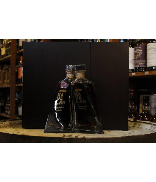 Kavalan A & M decanter set