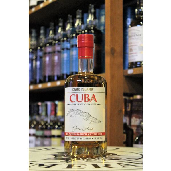 Cuba gran anejo