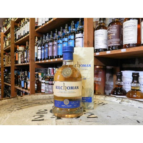 Kilchoman 100% islay 7th edition