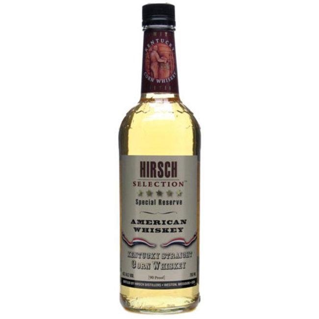 Hirsch corn whiskey