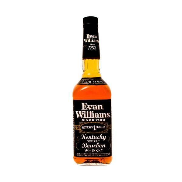Evan Williams sour mash