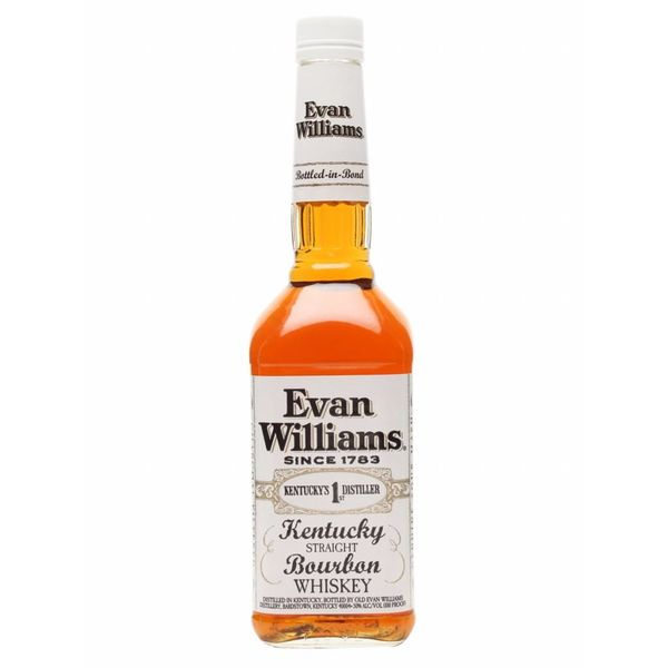 evan Williams bottled in bond