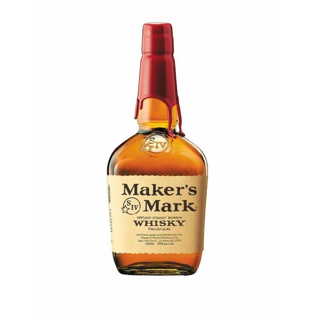 maker's mark straight bourbon