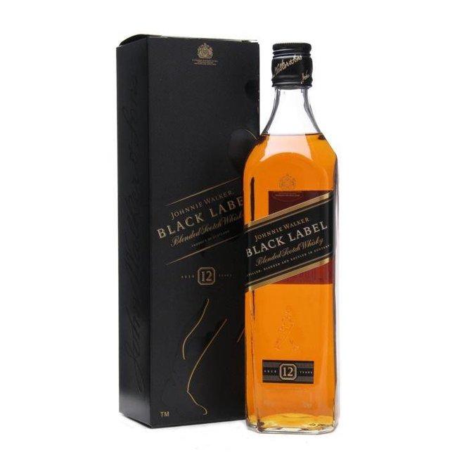 Johnnie Walker black label 12Y