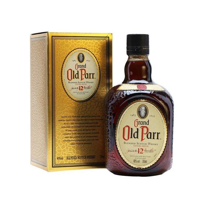 Old Parr 12Y