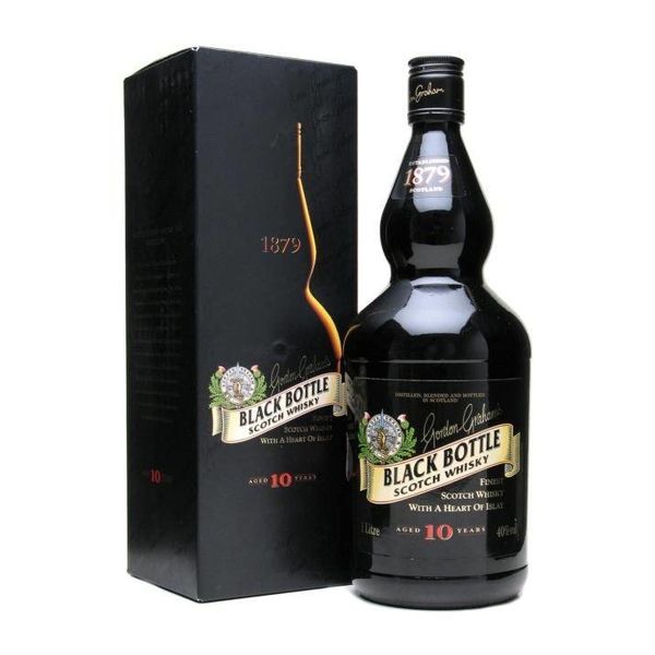 Black Bottle 10Y